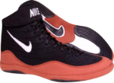 NIKE INFLICT (NIKE) - Black/Red