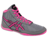 Matflex V5 YOUTH Grey-Hot Pink