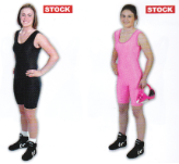 HIGH CUT SOLID LYCRA Womens (MATMAN)