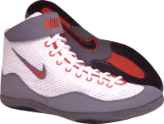 Nike INFLICT WHITE-Red-Grey