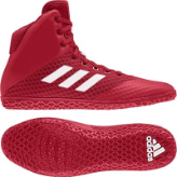 Mat Wizard 4 Red/White