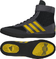 Combat Speed V5 Grey Yellow