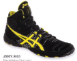 Dan Gable V4 Black-Yellow-Grey (SKU: 64D46)