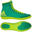 Adizero Varner Shoes - Lime/Yellow (SKU: 68AVL)