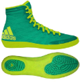 Adizero Varner Shoes - Lime/Yellow