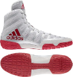 adiZERO Varner SILVER-Red-Grey (SKU: 68AVS1)