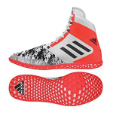 Adidas IMPACT White-Black-SOLAR RED (SKU: 68I21)