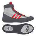 Combat Speed YOUTH White-Grey-Red (SKU: 68CY2G)