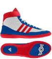 Adidas Combat Speed 4 White/RedBlue