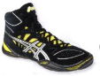 Dan Gable 3 Shoes - Black/SilverYellow (SKU: 64D36)