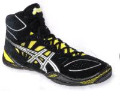 Dan Gable 3 Shoes - Black/SilverYellow