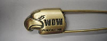 WOW Eagle STIX Pin