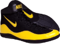 Nike Inflict Black/University Gold