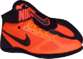 NIKE TAKEDOWN (NIKE) - Crimson Red/Black