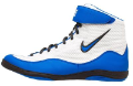 Nike INFLICT White-BLUE-Black